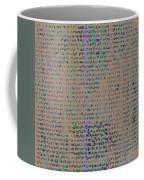 Pattern 102 Coffee Mug