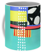 Pattern Grid #2 Coffee Mug