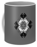 Pattern In Black White Coffee Mug by Deleas Kilgore