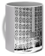 Pattern Recognition Palm Springs Coffee Mug