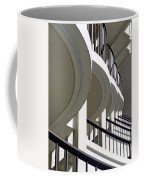 Patterned Balconies Coffee Mug