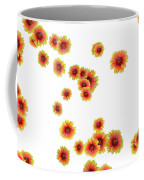 Patterns From Flowers Coffee Mug