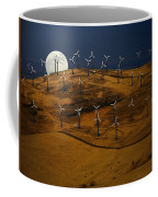 Patterson Pass Wind Farm Coffee Mug