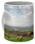 Paturage En Auvergne Coffee Mug