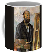 Paul Cezanne (1839-1906) Coffee Mug