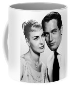Paul Newman And Joanne Woodward In The Long Hot Summer 1958 Coffee Mug