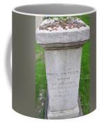 Paul Revere Grave  Coffee Mug