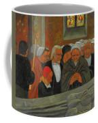 Paul Serusier 1864 - 1927 Devotion To S. Herbot Forgiveness Coffee Mug