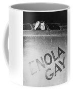 Paul Tibbets In The Enola Gay Coffee Mug