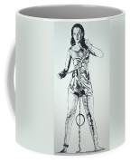 Paula Captive Wild Woman Coffee Mug