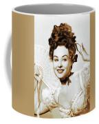 Paulette Goddard, Hollywood Legend Coffee Mug