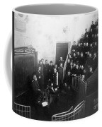 Pavlov In Lecture Theater, 1904 Coffee Mug