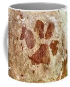 Paws On The Rocks Coffee Mug