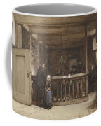 Payday, The Ships Room Right House Nieuw-loosdrecht, Furnished With Seventeenth-century Figures, Joh Coffee Mug