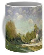 Paysage Coffee Mug by Alfred Sisley