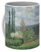Paysage D'ile De France By Armand Guillaumin Coffee Mug