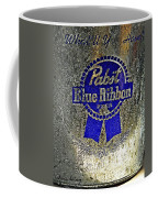Pbr  Bucket O Beer  Coffee Mug by Chris Berry