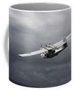 Pby Catalina Vintage Flying Boat Coffee Mug