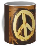 Peace 2 Coffee Mug