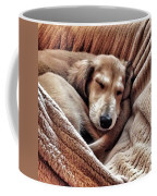 Peace At Last #saluki Coffee Mug