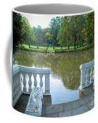 Peace By The Lake Coffee Mug