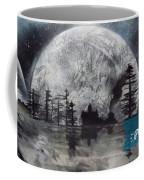 Peace In The Dark Coffee Mug