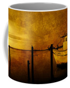 Peace In The Harbor Coffee Mug