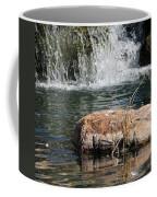 Peace In The Park Coffee Mug