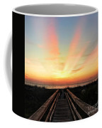 Peace  Coffee Mug by LeeAnn Kendall