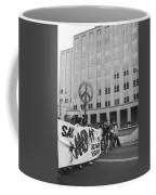 Peace March 1986 Coffee Mug