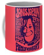 Peace Of My Heart Coffee Mug by Gary Grayson