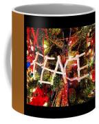 Peace Ornament Coffee Mug