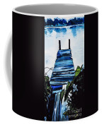 Peace Pier Coffee Mug