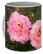 Peace Roses Coffee Mug