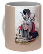 Malland Peace With Justice Coffee Mug