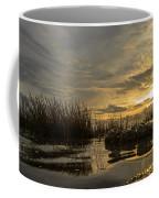 Peaceful Clouds Coffee Mug