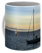 Peaceful Day In Santa Barbara Coffee Mug