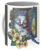 Peaceful Flight Coffee Mug