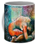 Peaceful Flow - Reclining Nude Coffee Mug