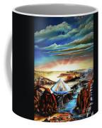 Peaceful Gathering Coffee Mug