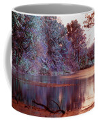 Peaceful In Infrared No2 Coffee Mug