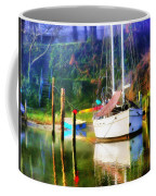 Peaceful Morning In The Cove Coffee Mug