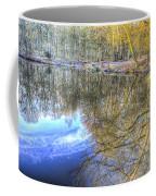 Peaceful Pond Reflections  Coffee Mug