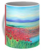 Peaceful Poppies Coffee Mug