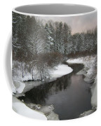 Peaceful River Coffee Mug