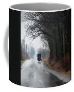 Peaceful Road Coffee Mug