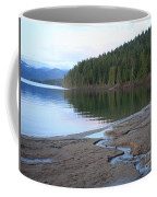 Peaceful Spring Lake Coffee Mug