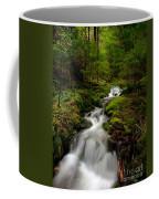 Peaceful Stream Coffee Mug by Mike Reid