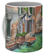 Peaceful Venice Canal Coffee Mug