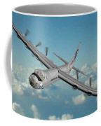 Peacemaker Guardian - Oil Coffee Mug